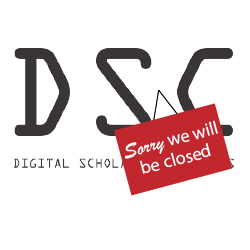 DSC Sorry we will be closed