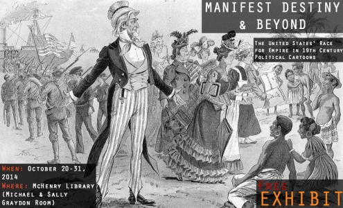 manifest destiny the effects of nineteenth How did the ideology manifest density contribute to the mid-nineteenth century drive for expansion discuss its implications for individual migrants and the nation in your answer, consider how manifest destiny built on or revised, earlier understanding of the nation's history and racial politics.