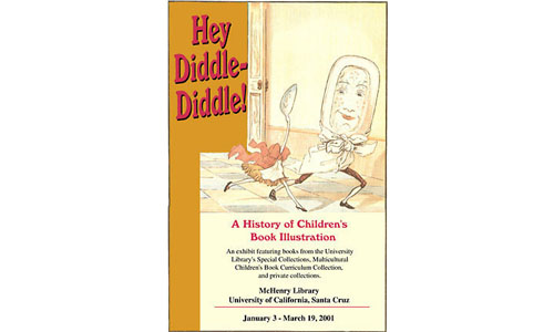 History of Children's Book Illustration poster