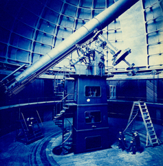 Photograph of Telescope