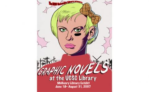 Graphic Novels poster