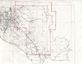 Aerial photo index map flight: 1940b
