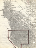 Aerial photo index map flight: 1941a