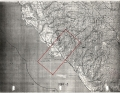Aerial photo index map flight: 1964b