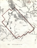 Aerial photo index map flight: 1979b