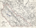 Aerial photo index map flight: 1987c