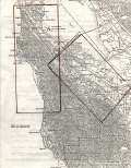 Aerial photo index map flight: 1987g_Color_IR