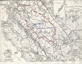 Aerial photo index map flight: 1989m