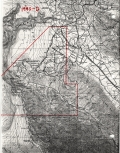 Aerial photo index map flight: 1990d
