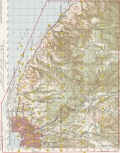 Aerial photo index map flight: Aerial Photo Index 1940-1