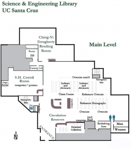 Ucsc Science And Engineering Library Study Rooms