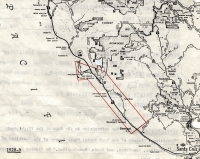 Aerial photo index map flight: 1928d