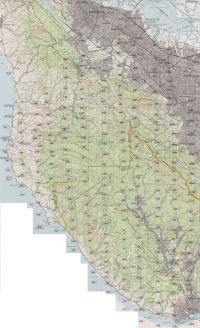Aerial photo index map flight: 1948_Aerial_Index_SantaCruzMountains_001crop_72
