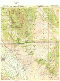 Aerial photo index map flight: 1949_bux_index06