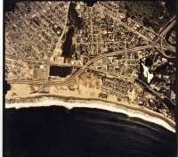 Aerial photo index map flight: 1956a0