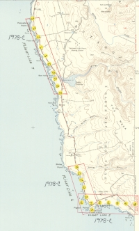 Aerial photo index map flight: 1978-C_Aerial_Photo_Index_4