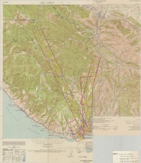 Aerial photo index map flight: Aerial Photo Index 1940-A-1