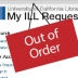 My ILL Requests Out of Order