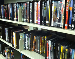 Media Center collections