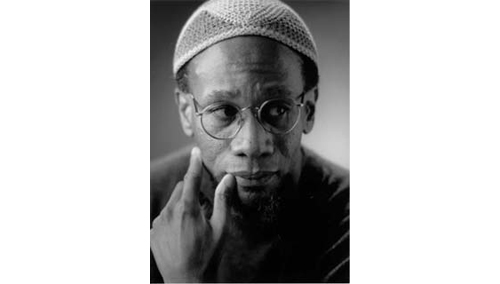 Nathaniel Mackey photo