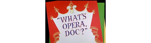 What's Opera Doc? image