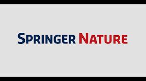Springer Nature Publisher Logo