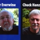 Peter Everwine and Chuck Hanzlicek
