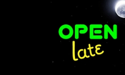 Open Late: The library will have extended hours for finals March 14-22.