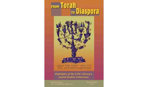 From Torah to Diaspora poster